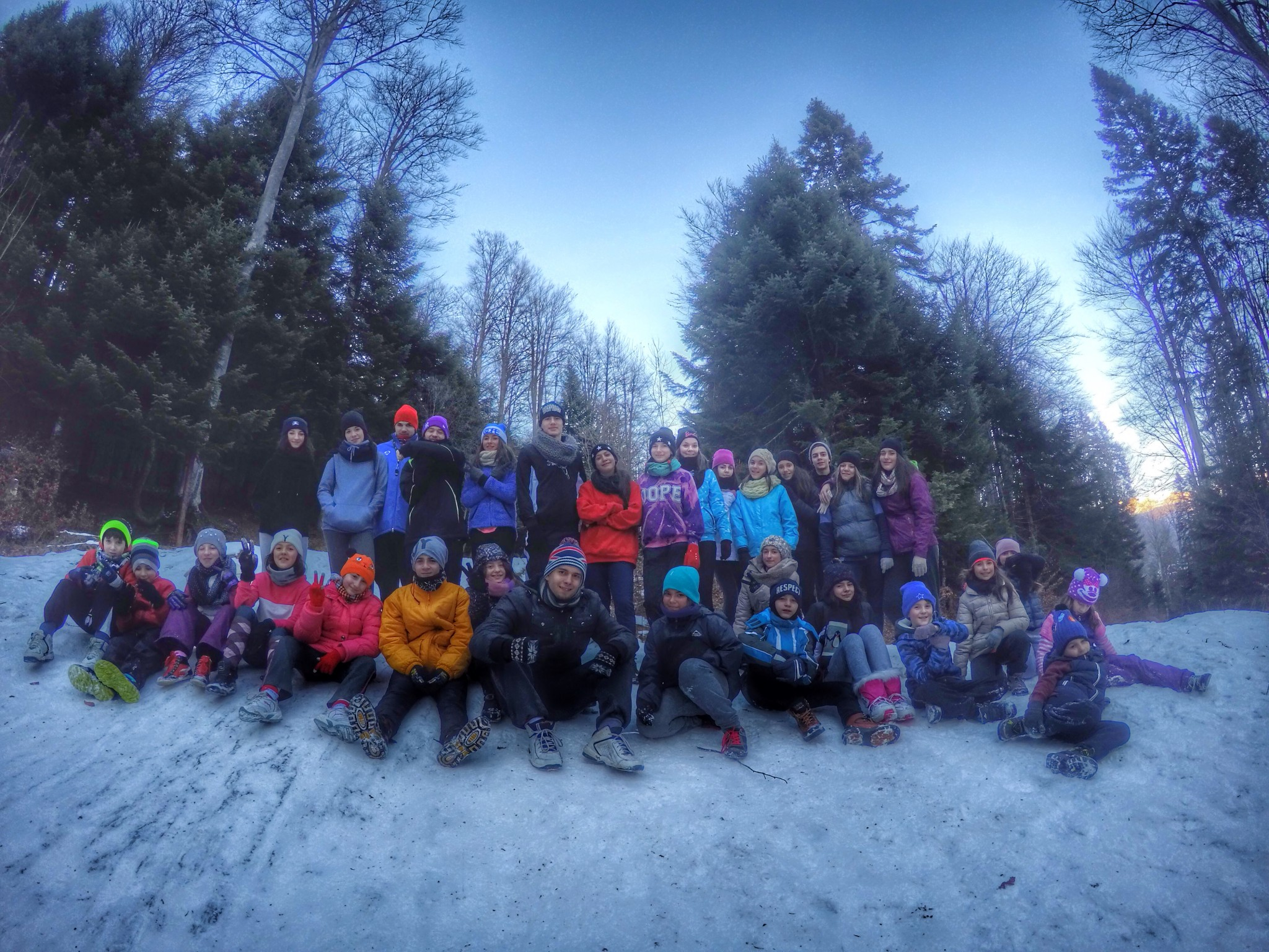 Winter Camp 2015
