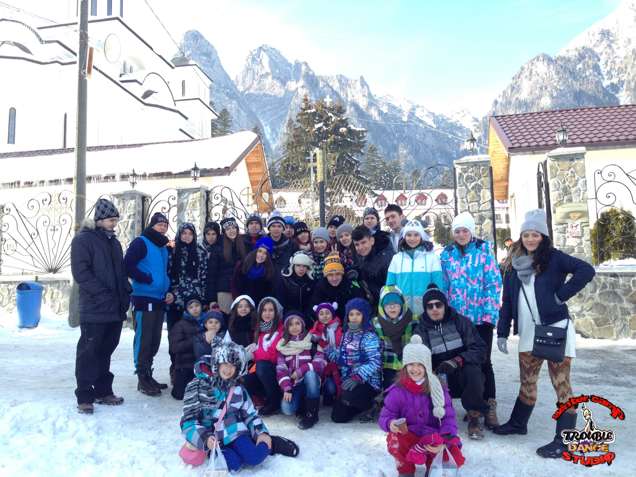 Winter Camp 2014