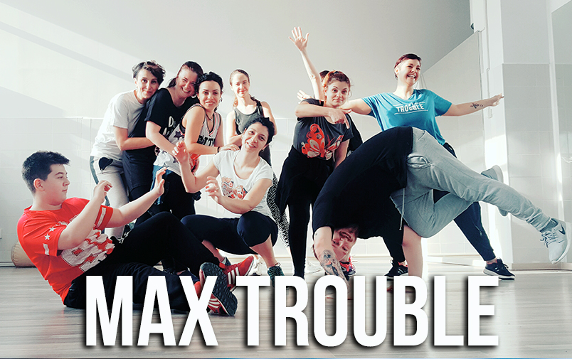 Max Trouble