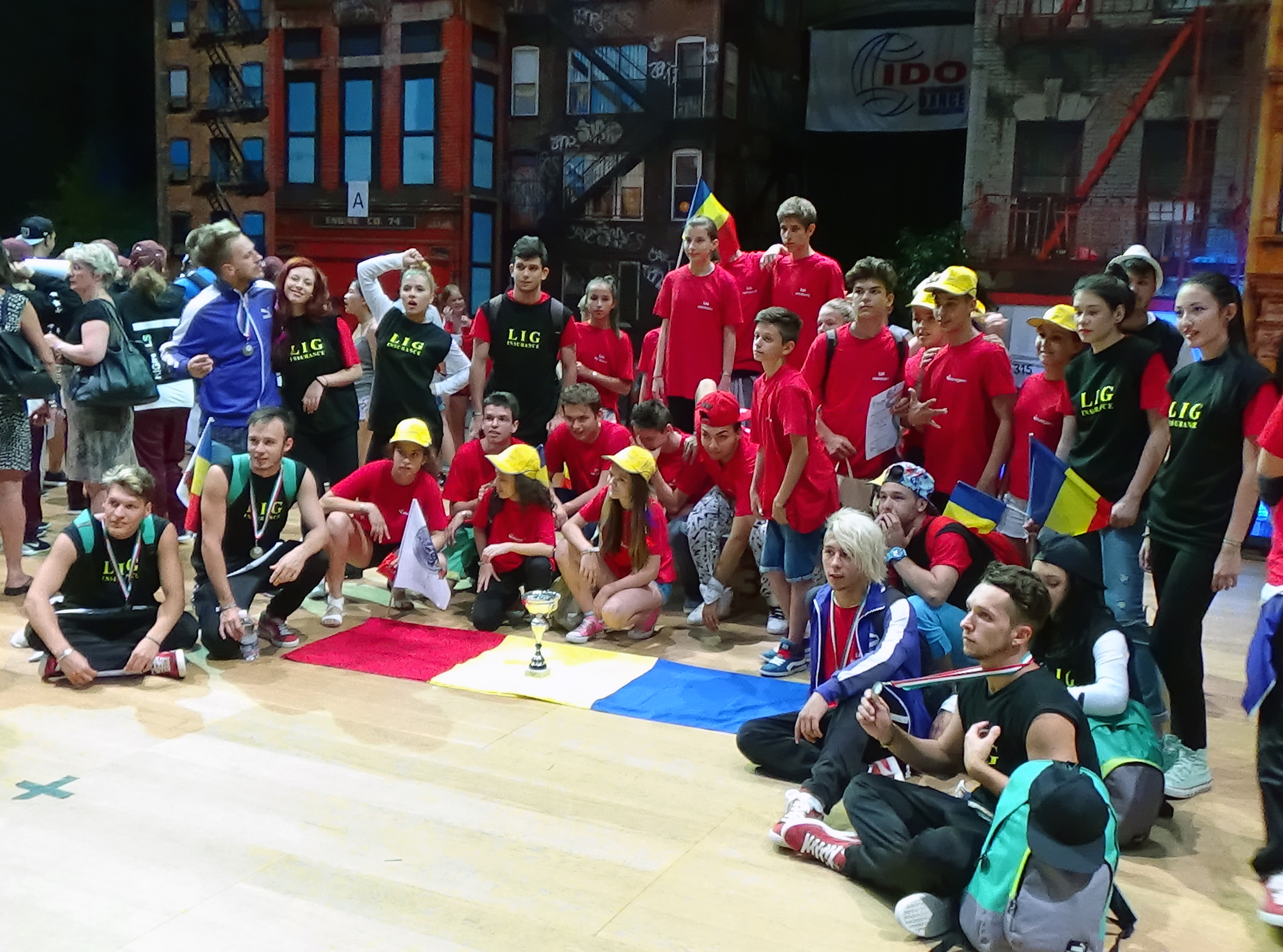 Trouble Crew - 3rd place IDO European Breakdance Champioship 2014 (7)